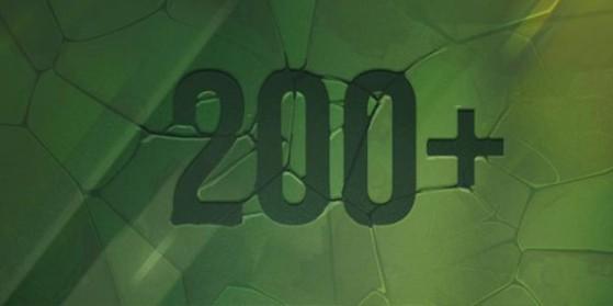 Dofus : niveau Oméga 200+