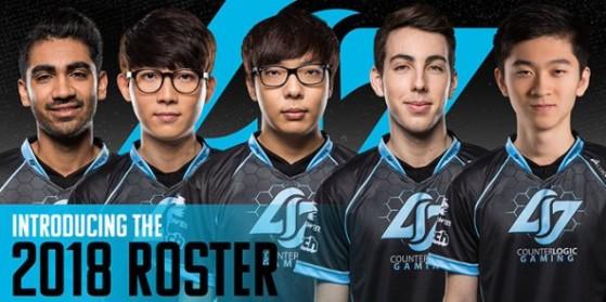 Le roster de CLG dévoilé