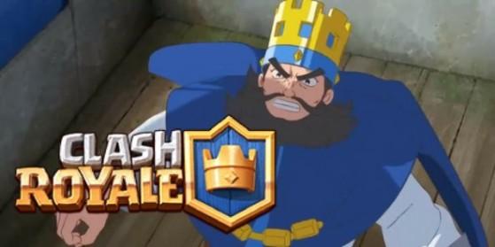 Un Anime Clash Royale