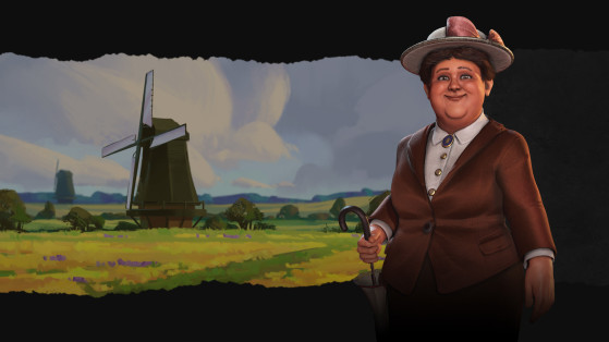 Civilization 6 : Pays-Bas