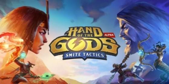 CCG Hand of The Gods : Présentation
