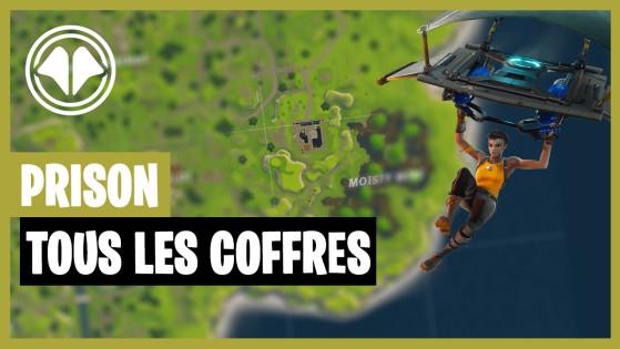 Les Guides Vid 233 Os Fortnite Br Guide Du Loot Millenium