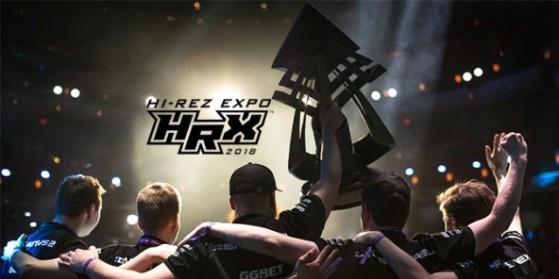 Hi-Rez Expo 2018