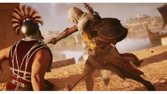 Un nouveau DLC dispo — Assassin's Creed Origins