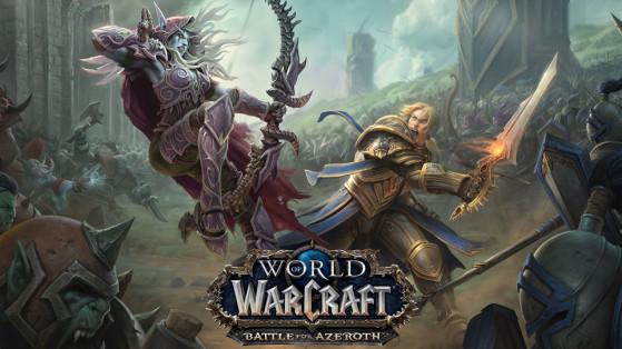 Battle for Azeroth : Présentation