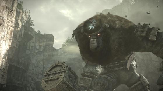 Frapper les points marqués d'un sceau n'est pas une option, c'est une nécessité. - Shadow of the Colossus