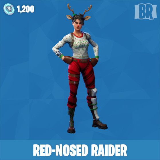 Personnage fortnite fille
