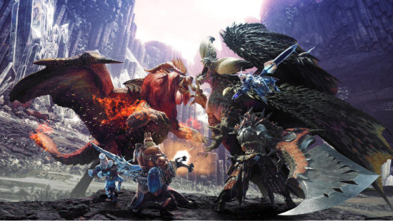 Monster Hunter: World, Test (PC, Xbox One, PS4)