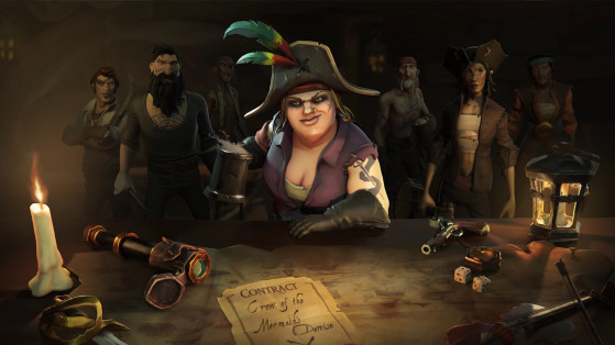 Sea of Thieves : Bien débuter
