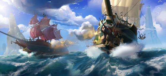Prêts pour l'aventure ? - Sea of thieves