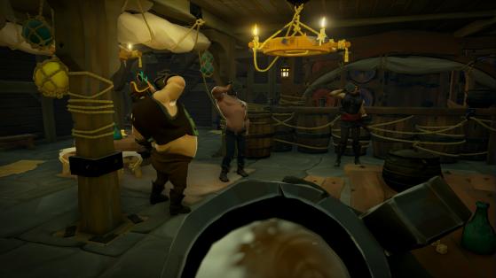 On vous aura prévenu ! - Sea of thieves