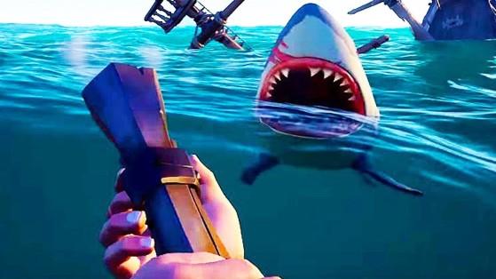 Ceci n'est pas une sirène - Sea of thieves