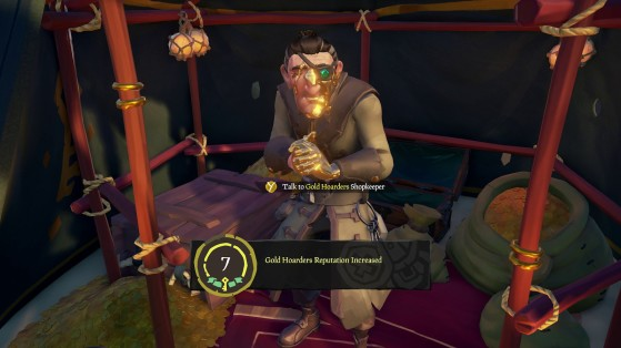 Sea of Thieves : Factions, guildes