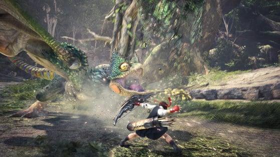 Arcade Edition - Des costumes Monster Hunter pour Ken, R. Mika et Ibuki