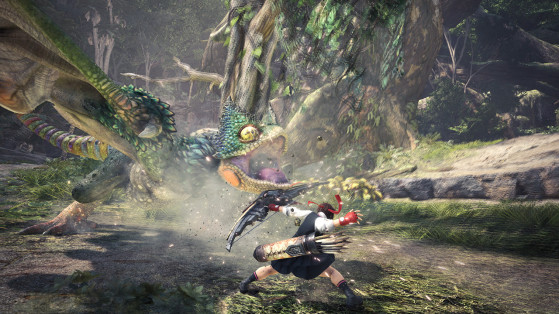 Monster Hunter World sur Switch: oui ou non ?