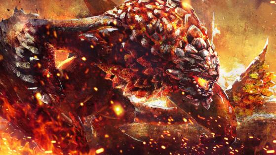 Monster Hunter World : Bazelgeuse