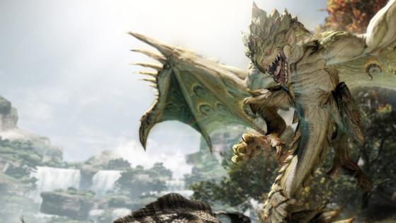 Monster Hunter World : Rathian