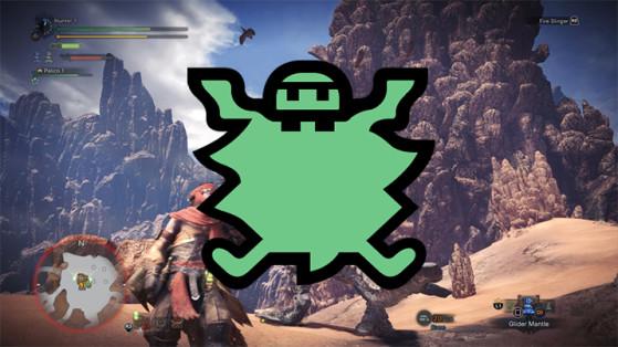 Monster Hunter World : Pelage chaud