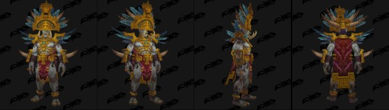 Roi Rastakhan des Zandalari - World of Warcraft