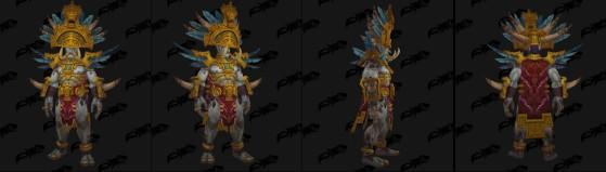 Roi Rastakhan des Zandalari - World of Warcraft