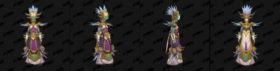 Princesse Talanji - World of Warcraft
