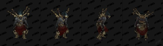 Le Loa Bwonsamdi - World of Warcraft