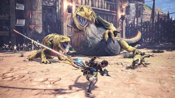 Monster Hunter World : Calendrier des événements