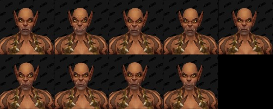 Visages - World of Warcraft