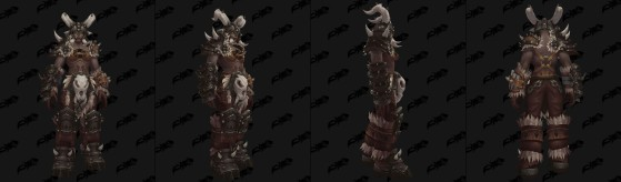 Orc Mag'har femelle : Clan Rochenoire - World of Warcraft
