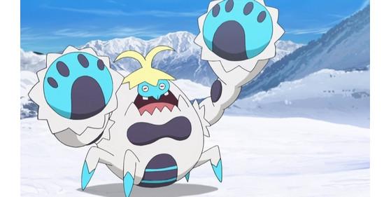 Un gros crabe - Pokemon GO