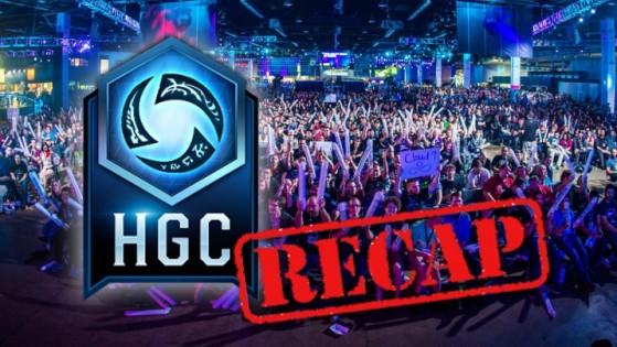 HotS HGC Europe 2018 #1 - Récap' semaine #4