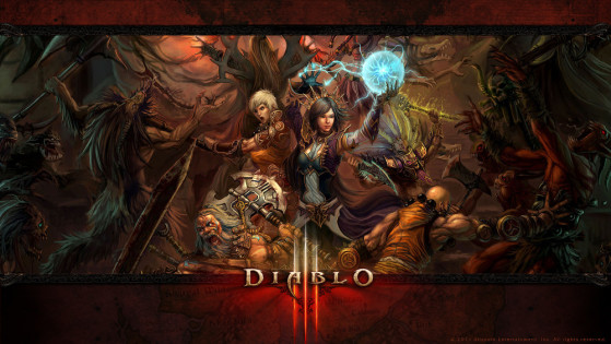 Diablo 3 : Périple Saison 13