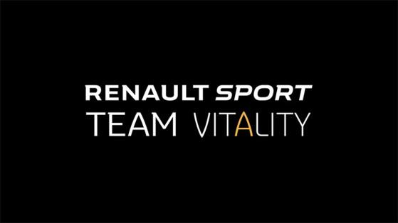 Rocket League : Renault s'associe à Vitality
