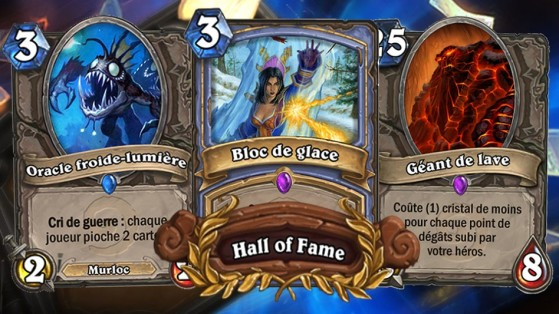 Hearthstone : Hall of Fame 2018