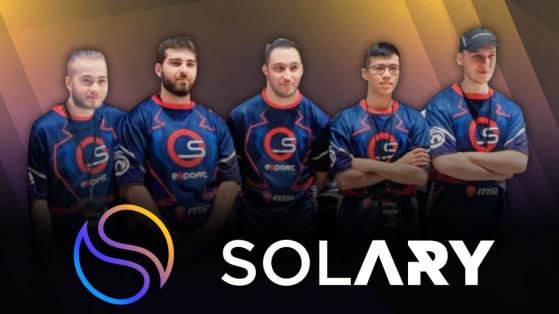 Solary lance SolaryFortnite