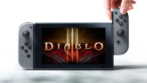 Diablo 3 sur Switch ?