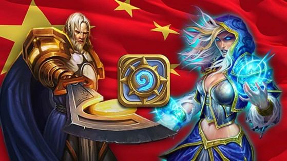 Hearthstone : un mode replay en Chine