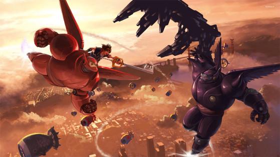 Guide Kingdom Hearts 3 : Mondes, univers