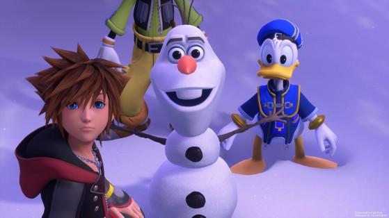 Première rencontre entre deux mondes - Kingdom Hearts 3