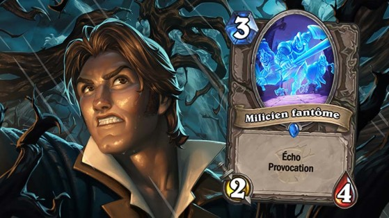 Hearthstone : Extension Bois maudit (Witchwood), mécanique Echo