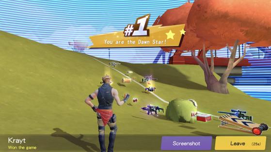 Fortcraft : la copie de Fortnite sur mobile