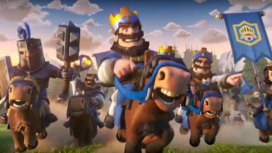Clash Royale : le Clan Wars, nouveau mode