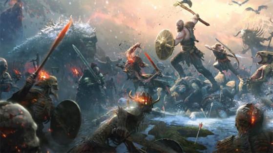 God of War : Plus de 40 heures pour le 100%