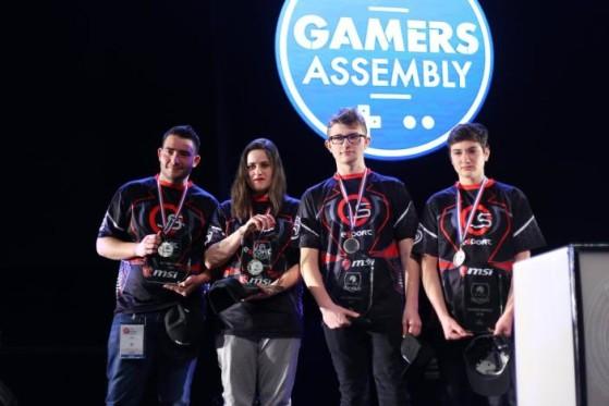 Crédit : Gamers Assembly - Fortnite : Battle royale