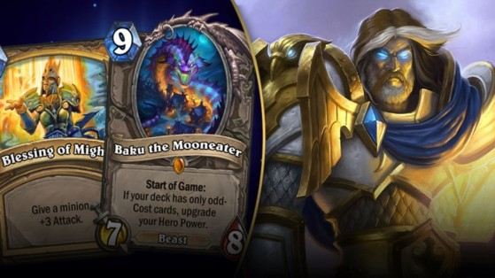 Hearthstone Deck : Guide Paladin Impair