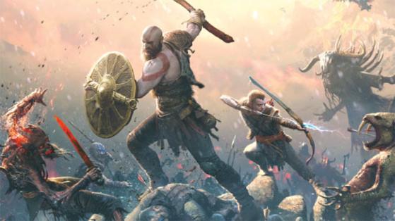 God of War PS4 : XP, compétences, statistiques, tout sur la progression
