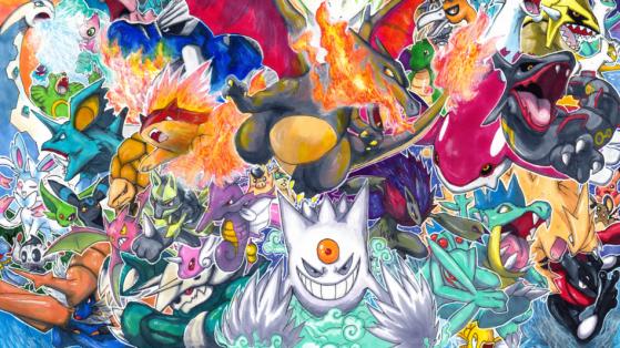 Pokémon : nouvelle marque déposée