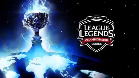 LCS EU Summer Split 2017 : Playoffs