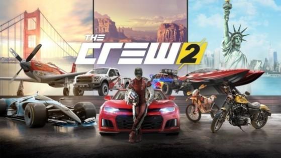 The Crew 2 : Aperçu, preview