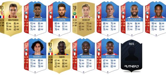Coupe Du Monde équipe De France La Liste De Deschamps